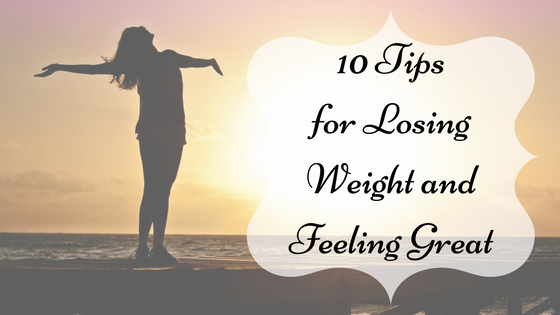 10 tips to lose weight