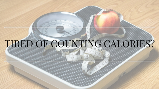 Tired of counting calories