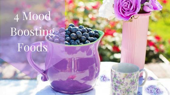 4 Mood Boosting Foods