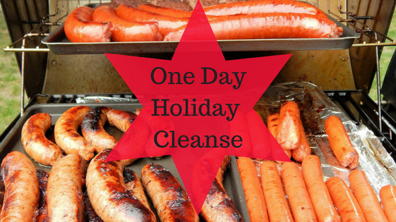 One Day Holiday Cleanse