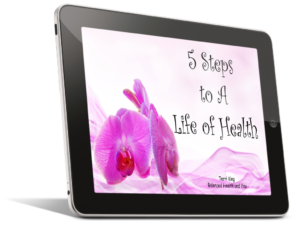 5 steps to a life of health