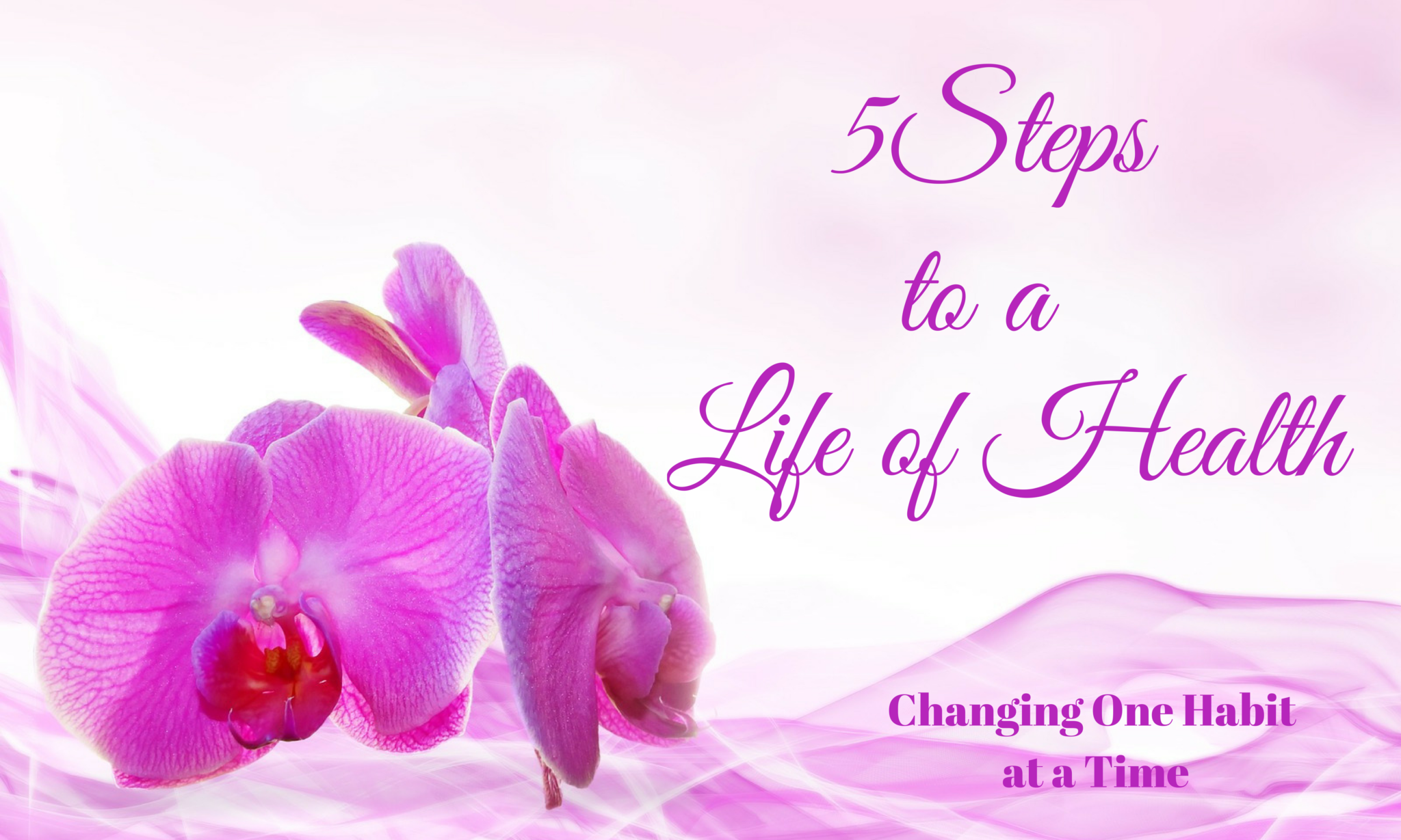 5 Steps to a Healthy Life