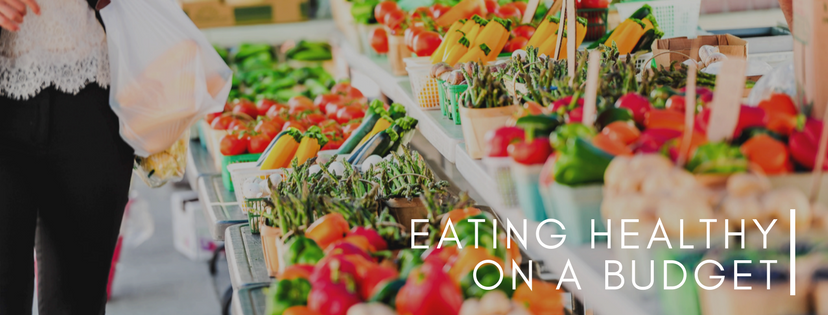 healthy eating on budget