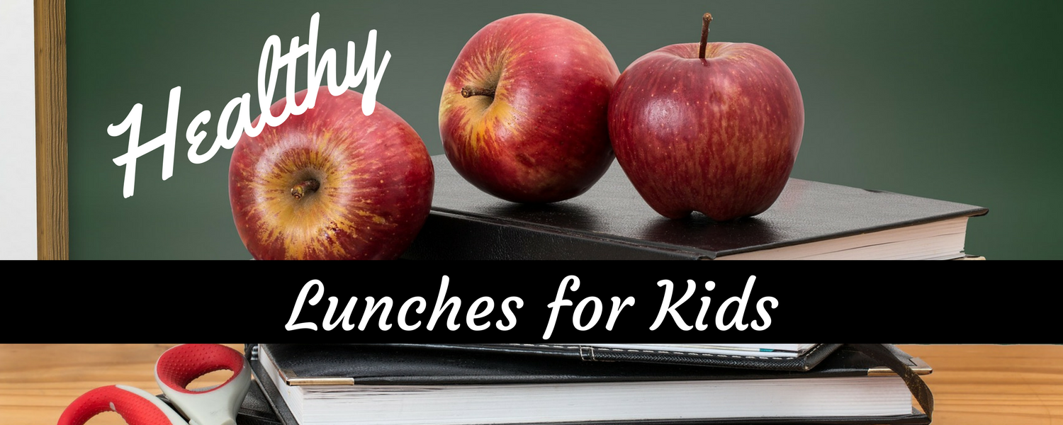 healthy lunches for kids
