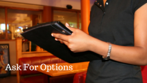 Ask for Options