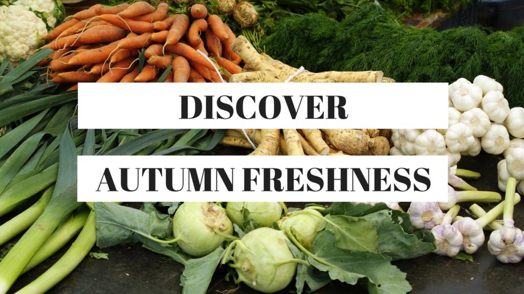 Discover Autumn Freshness