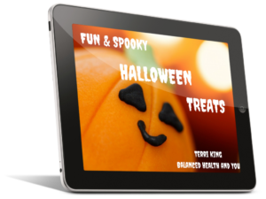 Fun & Spooky Halloween Treats