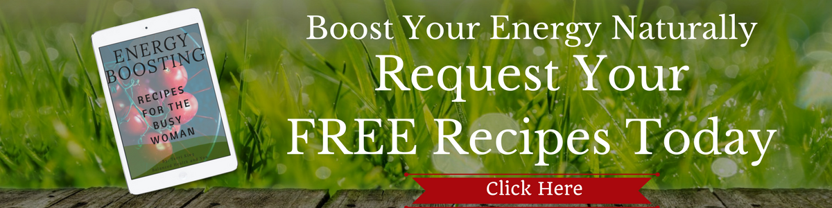 Energy Boosting Recipes http://bit.ly/energy-recipes