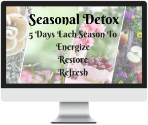 Seasonal 5 Day Detox
