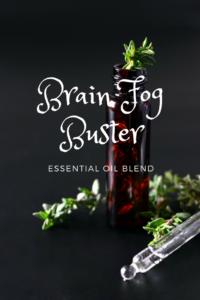 Brain Fog Buster Essential Oil Blend