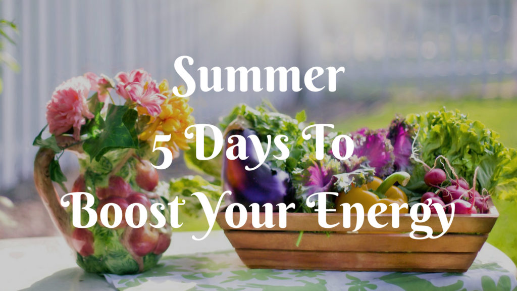 Summer 5 Day Detox