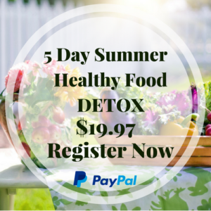 Summer Detox Paypal Discounted
