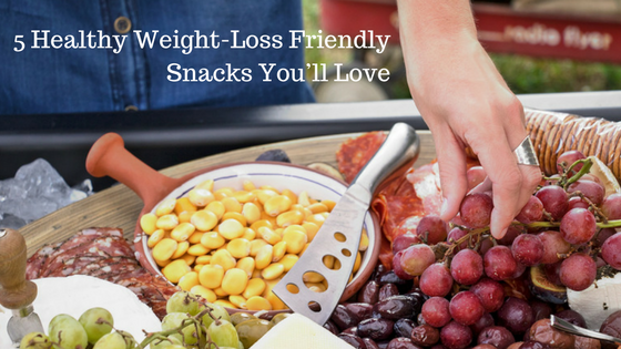 5 Healthy Weight-Loss Friendly Snacks You'll Love