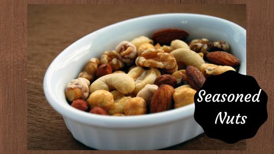 Seasoned Nuts