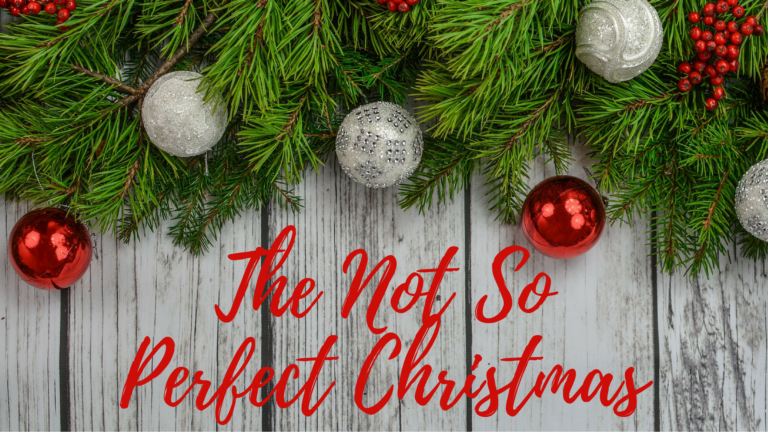 The Not So Perfect Christmas 10 Day Challenge