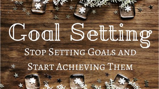 Goal Setting www.balancedhealthandyou.com