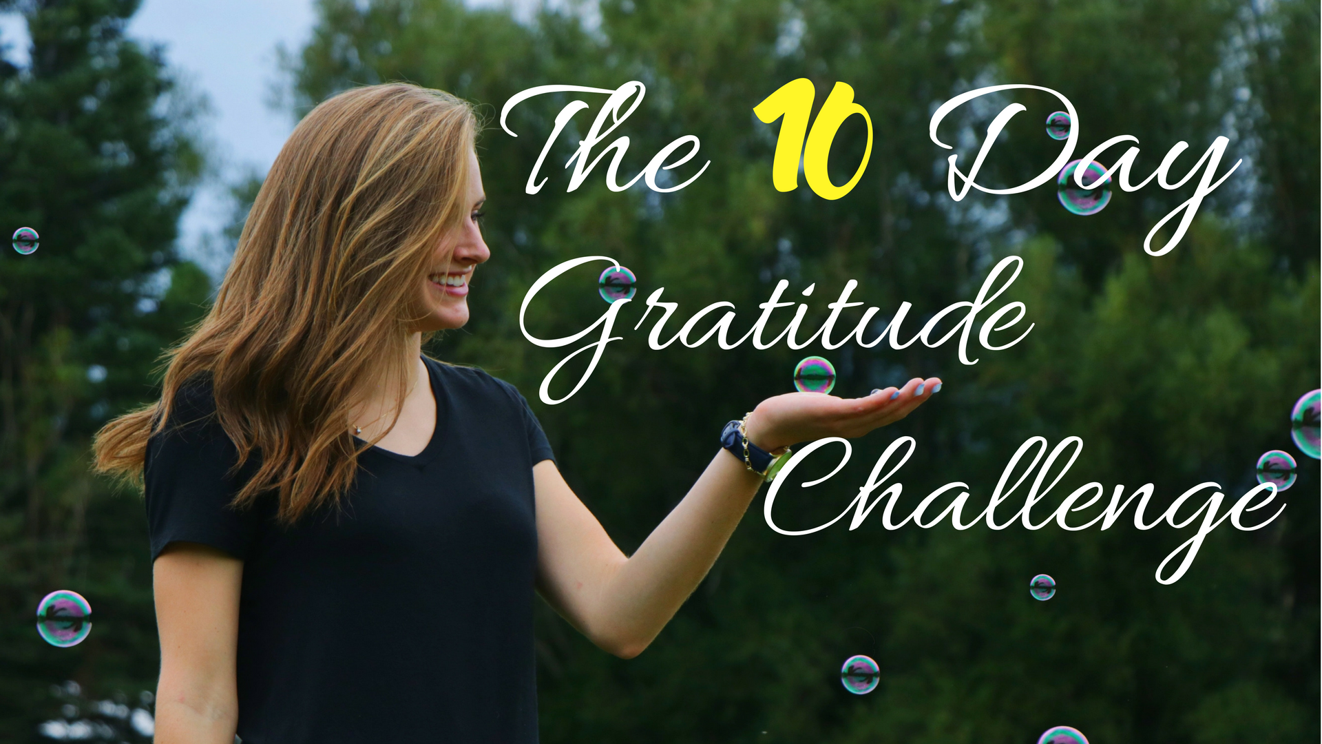 The 10 Days to Gratitude Challenge