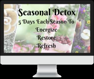Seasonal 5 Day Detox