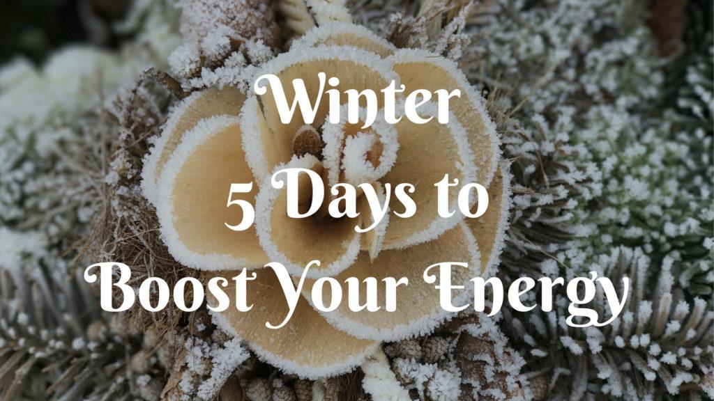 Winter 5 Day Detox