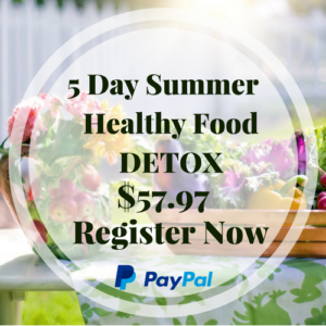 Summer 5 Day Detox Paypal