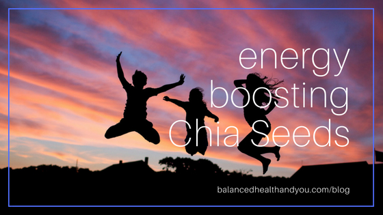 Energy Boosting Chia Seeds