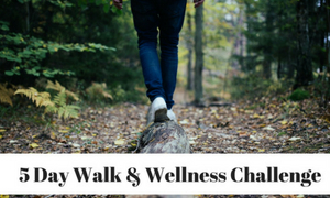 Walk and Wellness Challenge