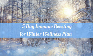 Winter Wellness Challenge