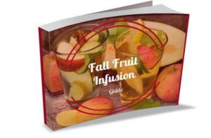 Fall Fruit Infusion