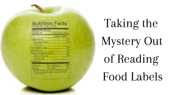 Taking the Mystery Out of Reading Food Labels