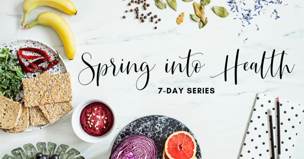 Spring Into Health