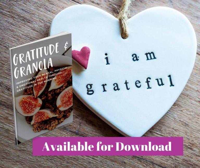 Gratitude and Granola ebook