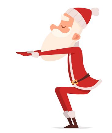 Santa Squats