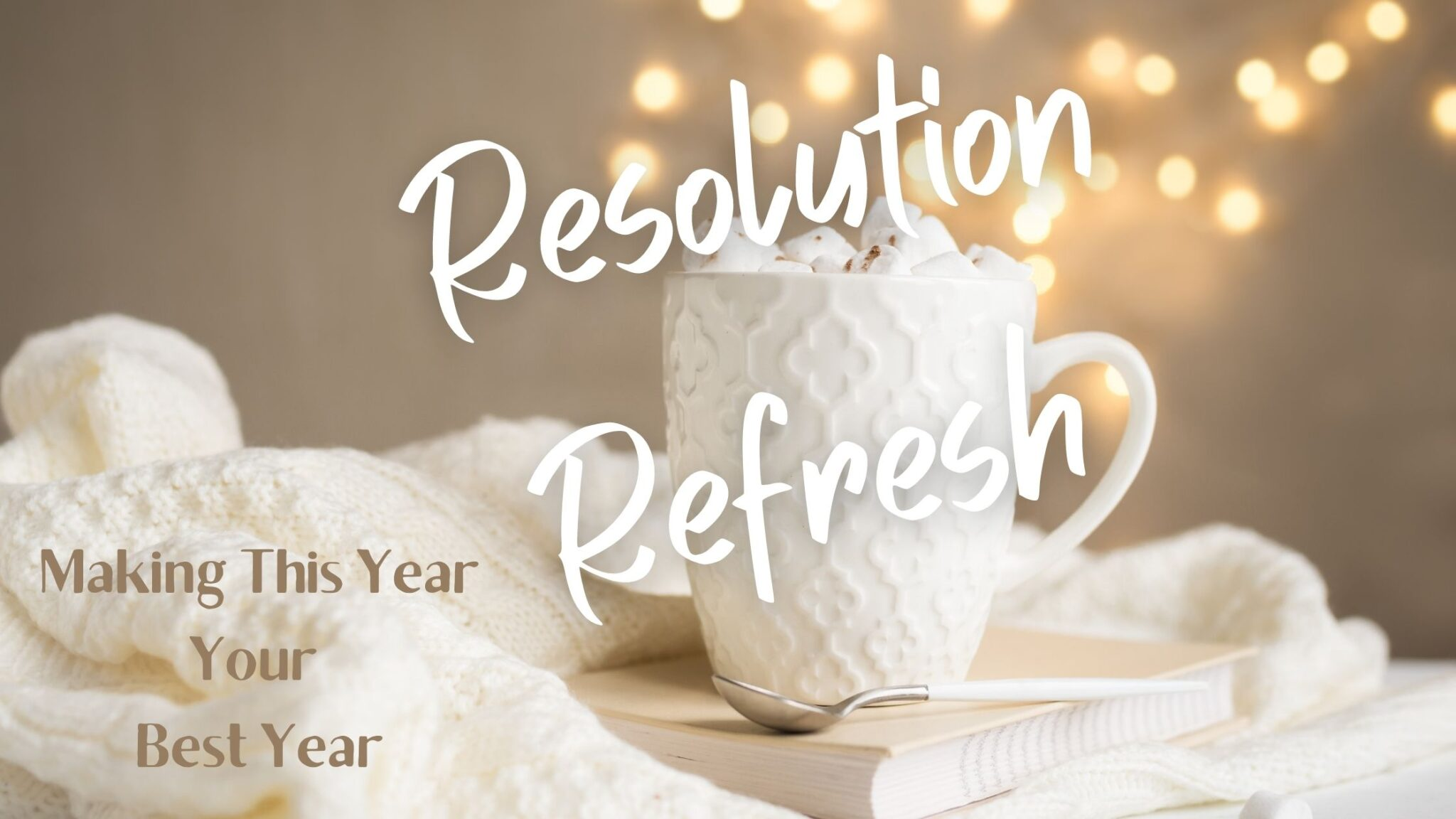 Resolution Refresh
