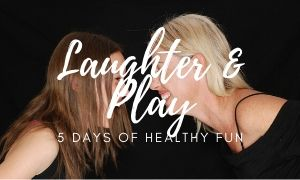 Laughter and Play