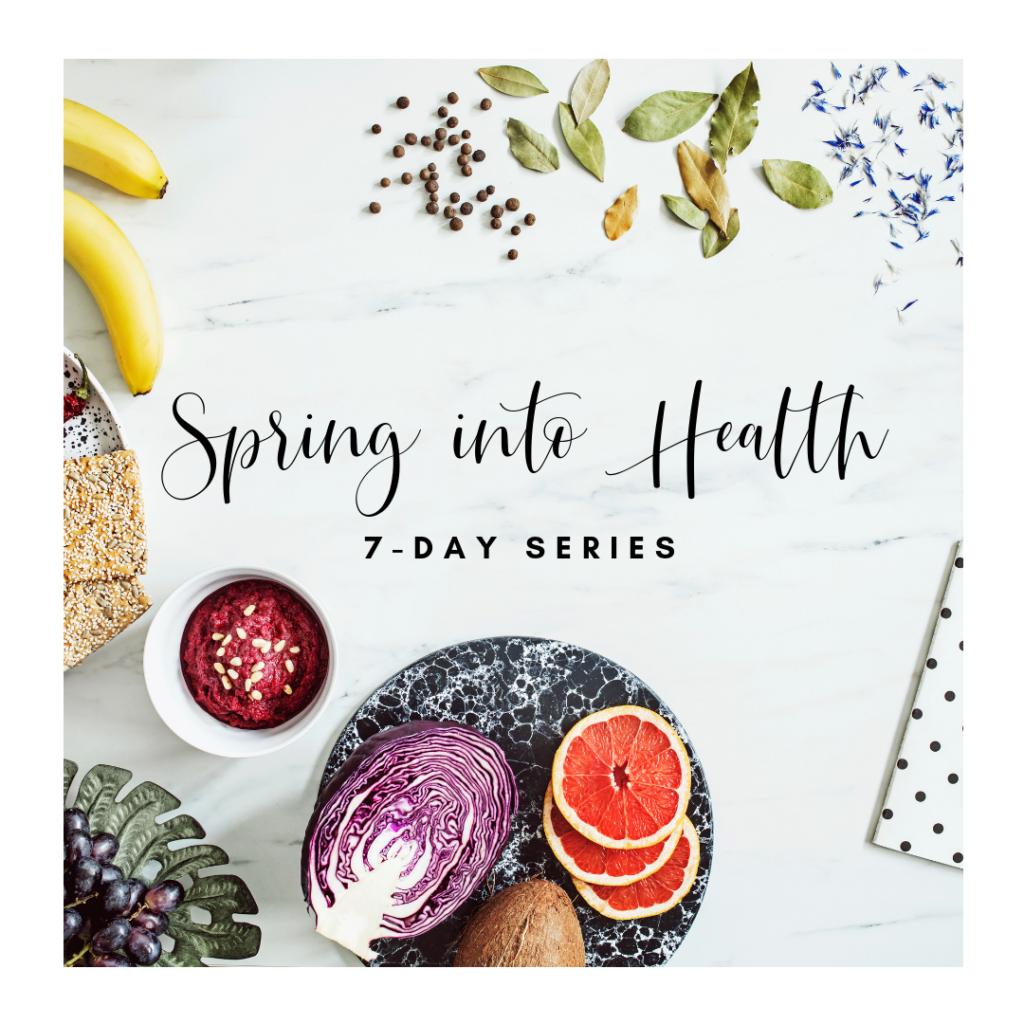 spring into health