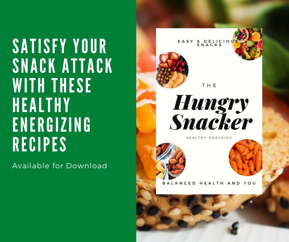 Hungry Snacker Recipe eBook