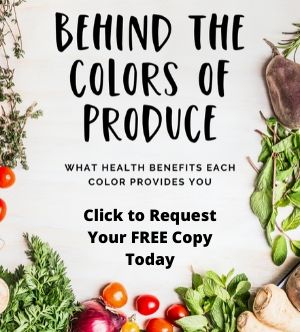 Behind the Colors of Produce