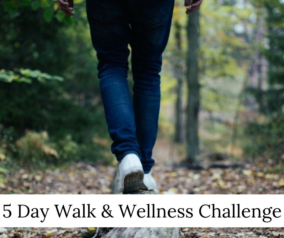 Walk and Wellness Confirmation
