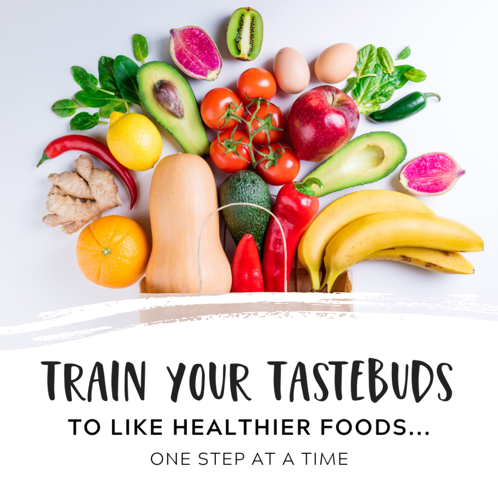 Train Your Taste Buds