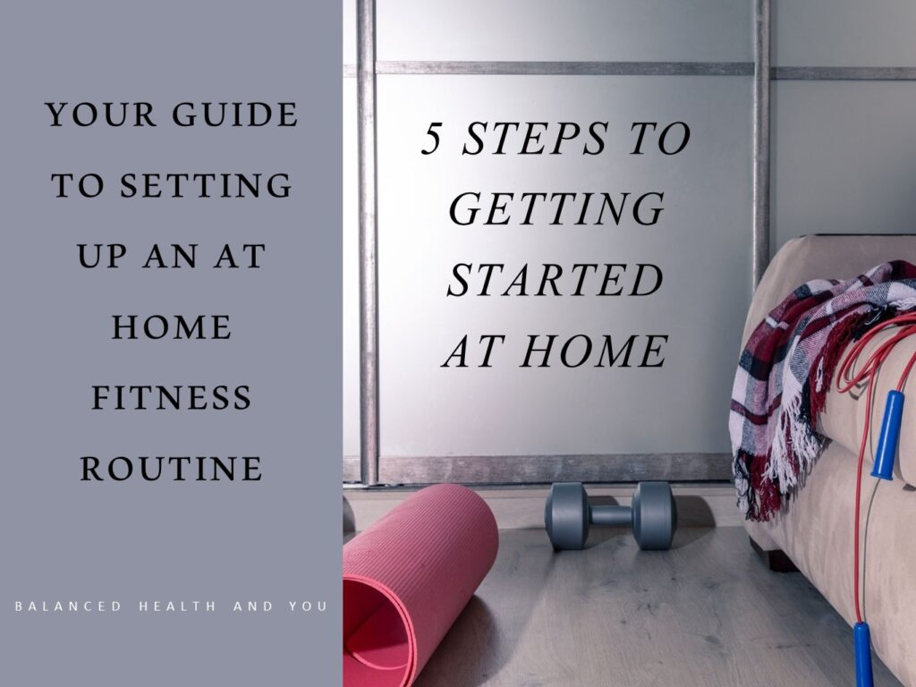 at home fitness routine