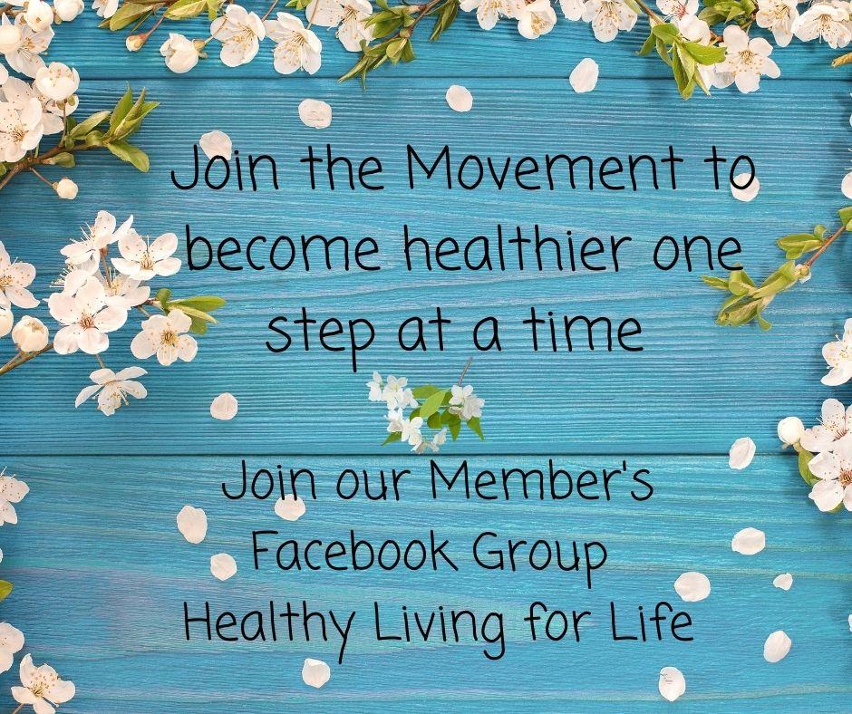 Healthy Living Facebook