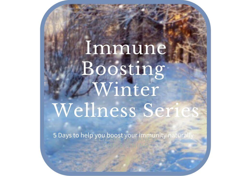 confirmation immune boosting winter wellness