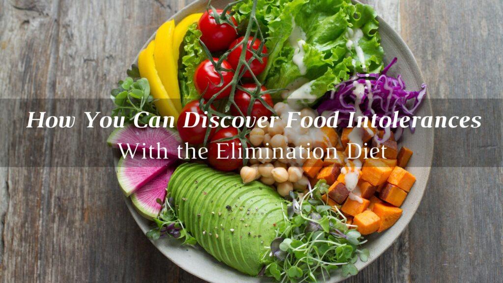 Elimination Diet Food Intolerance