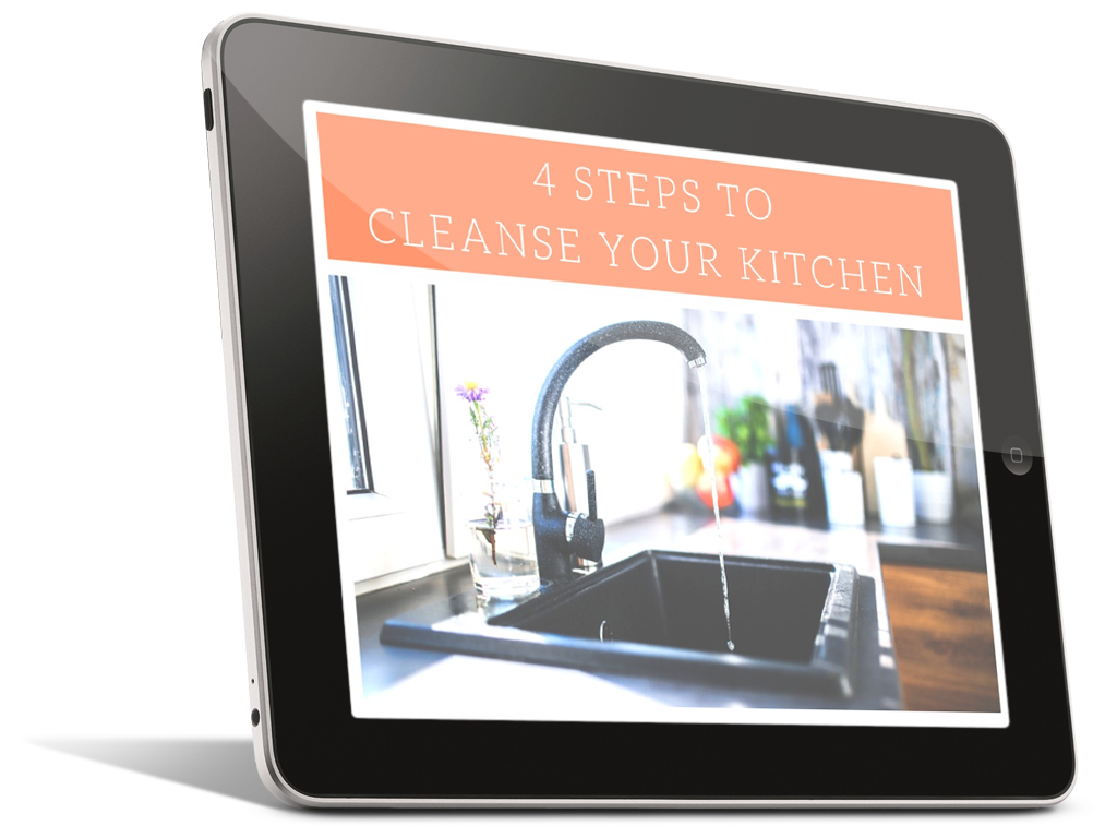 Cleanse Your Kitchen