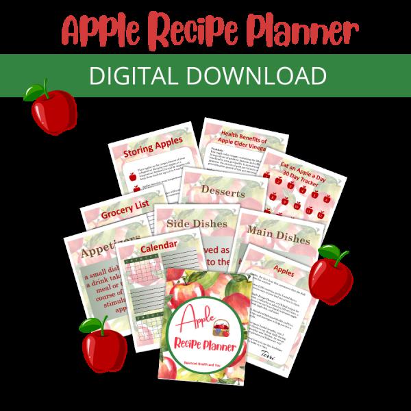 Apple recipe planner