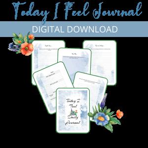 Journal Today I Feel