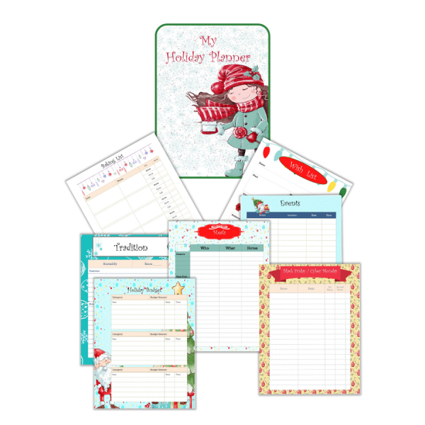 My Holiday Planner Group